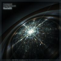 Energy Machine 09 - NucleOS by fractalyzerall