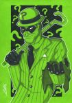 The Riddler by G-double