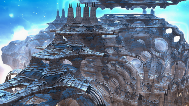 Terra Forming Station by banner4