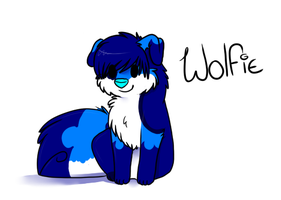 Wolfie Join Me Livestream thing. by Capntoria