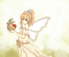fruit faerie by deLunela