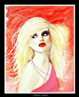 Debbie Harry by misscam-ftw