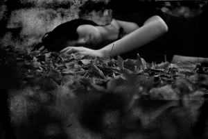 As You Lie There, Dead.. by scaret