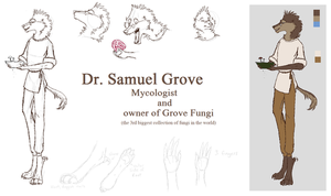 Dr. Samuel Grove by SaritaWolff