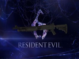 RE6 ASSAULT SHOTGUN by Oo-FiL-oO