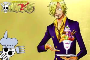 One Piece - Sanji Wallpaper by NMHps3