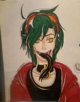 Sharpies! by Daia-chanB3