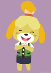 Isabelle Vector by Anzhyra