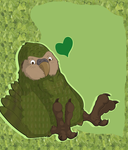 Kakapo loves you by G-manluver