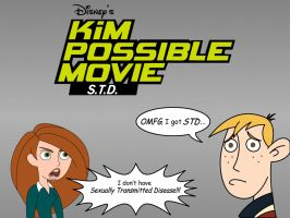 Kim Possible Movie S.T.D. by NormanSanzo