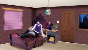 Gwen's Room by cococheese