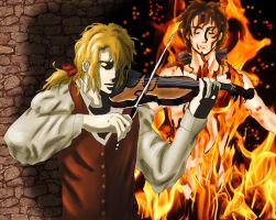 Lestat y Nicolas by Gaara-Not-Found