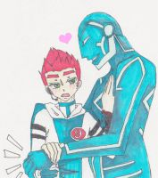 galactik Warren X D jok by rasuin