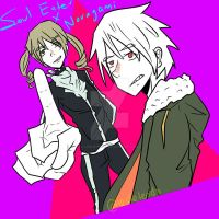 Soul Eater x NORAGAMI (Crossover) by leslietendo