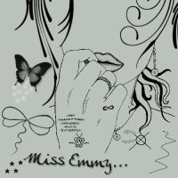 Miss Emmy's new ID by Cerenza