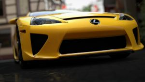 LEXUS LFA 2 by NguyenDynasty