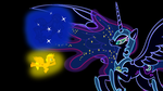 Princess Of The Moon for TheKyuubi16 by bLudwAve