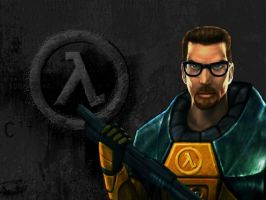 Half Life 1 by pcgames25