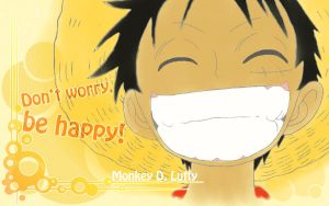 Smile Ruffy by Vic-the-Mouse