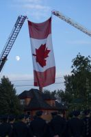 Canada Remembers 911 IV by sillverrfoxx