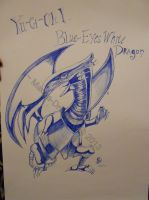 Go.... My Blue-Eyes White Dragon! by Manga-Dreamer