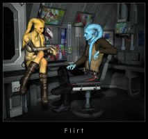Flirt by Kaernen