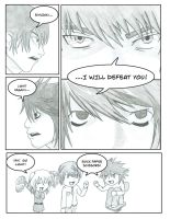 Death Note Shenanigans by TheShredDoctor