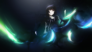 Ticy Phenyl - Freezing Wallpaper by MikoyaNx