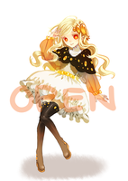 Auction Adoptable 2 CLOSED by Yamicchi