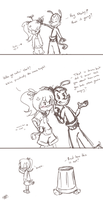 Evening Doodles: Short Comic by AyakoOtani