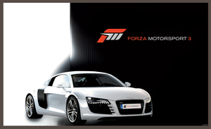 Forza Motorsport 3 Wallpaper by igotgame1075