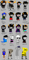 Homestuck According to my mom by Thecowgoesmoo12