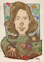 Wes Anderson by DenisM79