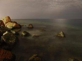 Under the Moon Light 7 by mhmalali