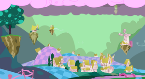 Ponyville, Chaos Capitol of the World by Zvn