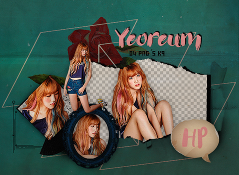 172|Yeoreum|Png pack|#01| by happinesspngs
