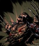 Wolverine colors by sludger