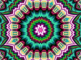 Yet another kaleidoscope by CQuake