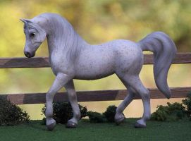 OF Breyer G3 Arabian by WolfWhisper