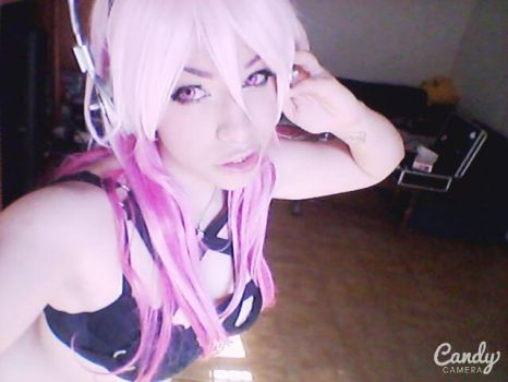 SUPER SONICO COSPLAY ROCK by AxelTakahashiVIII