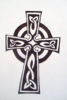Celtic Cross by starbuxx