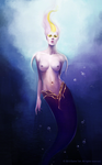 Mermaid by sniftpiglet