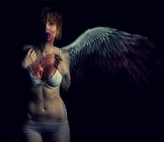 Fallen Angel by D1versity