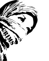 Hijab Girl Stencil by xManuelx