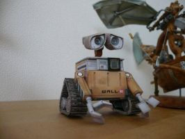 Wall-e 1 by R0mainR