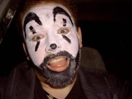 ME as Violent J by maniackiller013