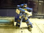 Transformers Soundwave 15mm RPG miniature by Prowlcop