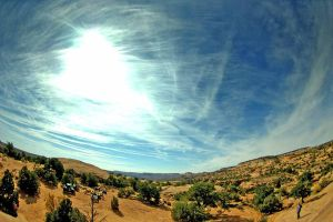 Moab Sky by wetwilllie