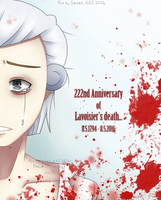 + 222nd Anniversary of Lavoisier's Death... + by SerketXXI
