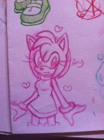 :doodle: Amy by SWAG-Daddy